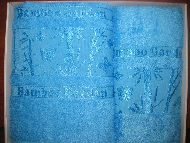 полотенца в упаковке
