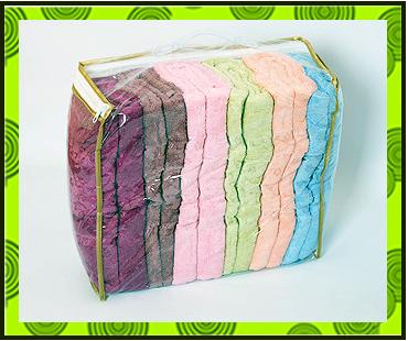 купить Бамбуковые полотенца