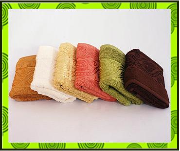 заказать Бамбуковые полотенца