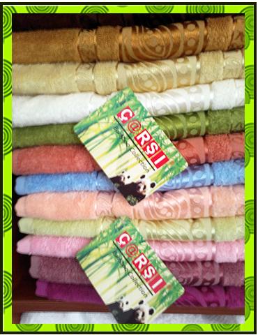 Бамбуковые полотенца, продажа