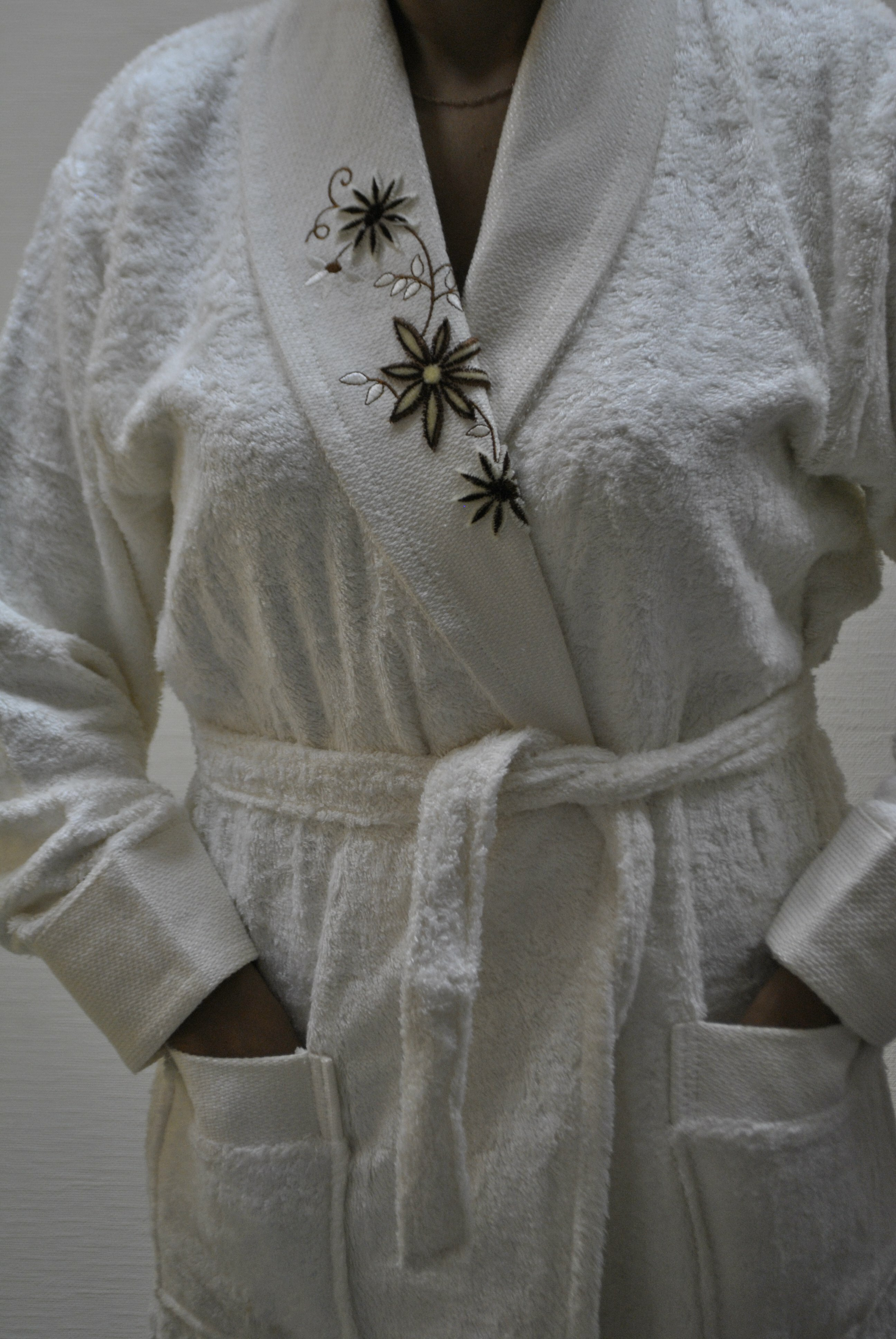 халаты из бамбука