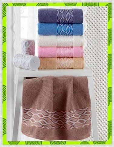 Жаккардовые полотенца продажа