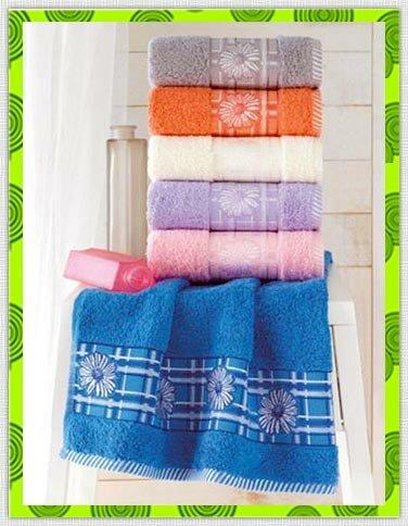 Жаккардовые полотенца фото