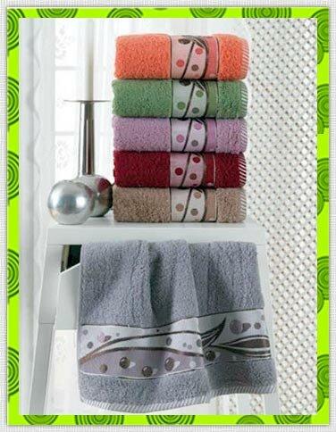 Жаккардовые полотенца в киеве