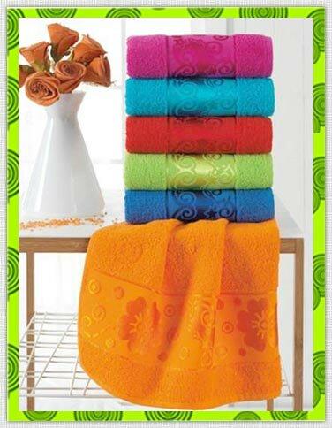 Жаккардовые полотенца недорого