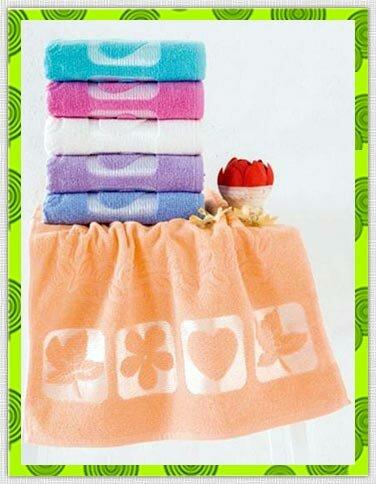 Жаккардовые полотенца купить