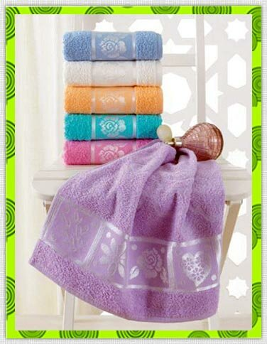 Жаккардовые полотенца заказать