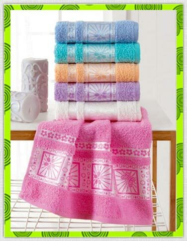 Жаккардовые полотенца киев