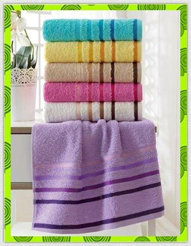 качественные жаккардовые полотенца