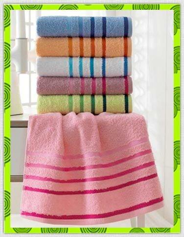 Жаккардовые полотенца