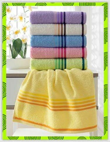 Жаккардовые полотенца оптом