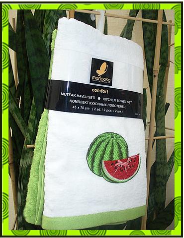 Махровое полотенце с вышивкой, цена